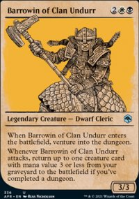 Barrowin of Clan Undurr 2 - Dungeons & Dragons: Adventures in the Forgotten Realms