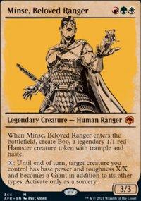 Minsc, Beloved Ranger -