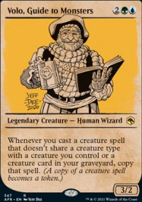 Volo, Guide to Monsters -