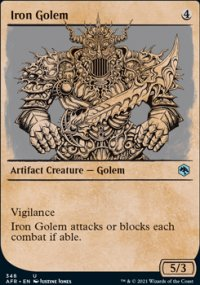 Iron Golem -