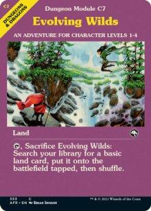 Evolving Wilds -