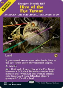 Hive of the Eye Tyrant -