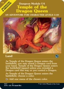 Temple of the Dragon Queen -