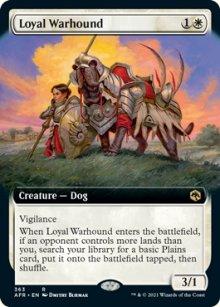 Loyal Warhound -