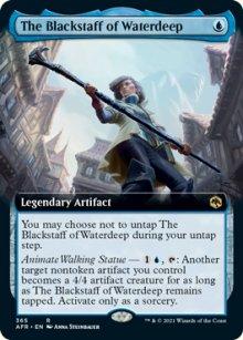 The Blackstaff of Waterdeep -