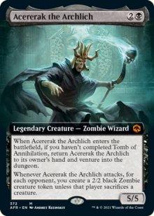 Acererak the Archlich -