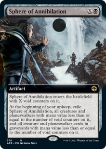 Sphere of Annihilation -
