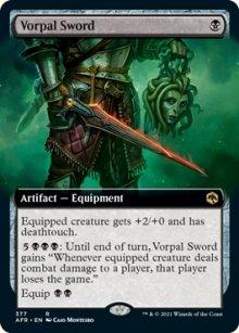 Vorpal Sword -
