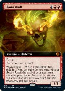 Flameskull -