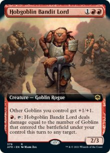 Hobgoblin Bandit Lord 2 - Dungeons & Dragons: Adventures in the Forgotten Realms