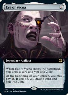 Eye of Vecna -