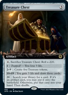 Treasure Chest -