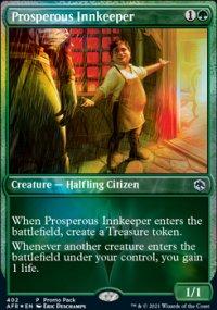 Prosperous Innkeeper -