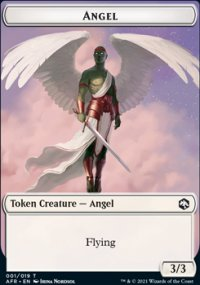 Angel - Dungeons & Dragons: Adventures in the Forgotten Realms