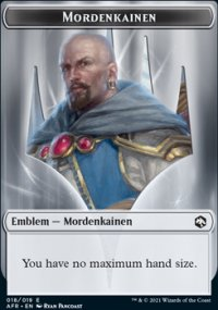 Emblem Mordenkainen -