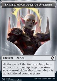 Emblem Zariel, Archduke of Avernus -