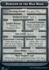 Dungeon of the Mad Mage -
