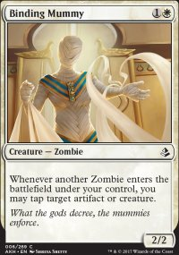Binding Mummy - Amonkhet