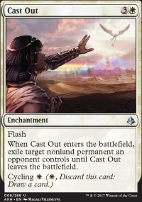 Cast Out - Amonkhet