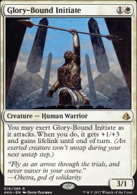 Glory-Bound Initiate - Amonkhet