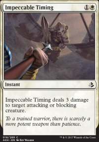 Impeccable Timing - Amonkhet