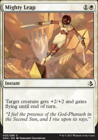 Mighty Leap - Amonkhet