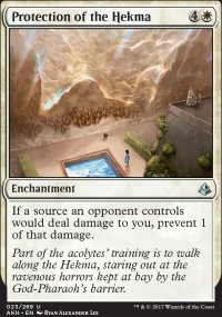 Protection of the Hekma - Amonkhet