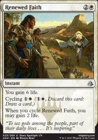 Renewed Faith - Amonkhet