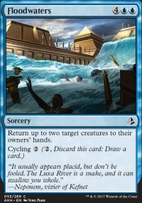 Floodwaters - Amonkhet