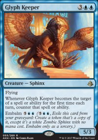 Glyph Keeper - Amonkhet