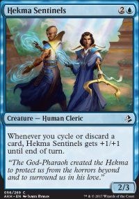 Hekma Sentinels - Amonkhet