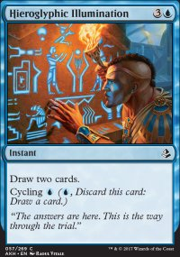 Hieroglyphic Illumination - Amonkhet