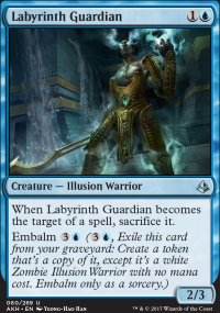 Labyrinth Guardian - Amonkhet