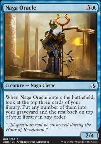 Naga Oracle - Amonkhet