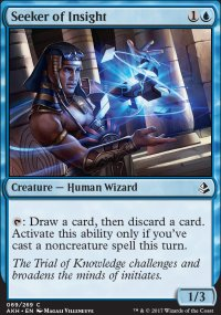 Seeker of Insight - Amonkhet