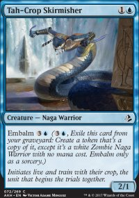 Tah-Crop Skirmisher - Amonkhet