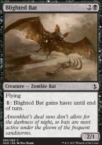 Blighted Bat - Amonkhet