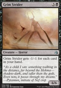 Grim Strider - Amonkhet
