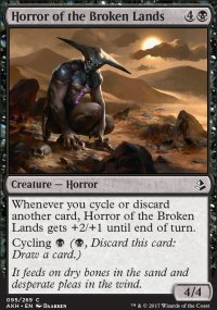 Horror of the Broken Lands - Amonkhet