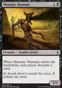 Miasmic Mummy - Amonkhet