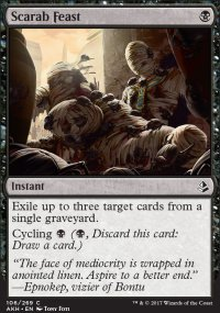 Scarab Feast - Amonkhet