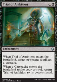 Trial of Ambition - Amonkhet