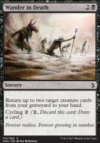 Wander in Death - Amonkhet