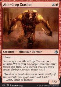 Ahn-Crop Crasher - Amonkhet