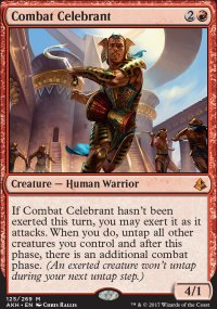 Combat Celebrant - Amonkhet