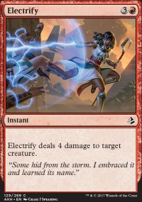 Electrify - Amonkhet