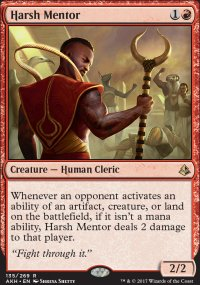 Harsh Mentor - Amonkhet