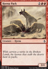 Hyena Pack - Amonkhet