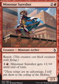 Minotaur Sureshot - Amonkhet