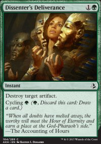 Dissenter's Deliverance - Amonkhet